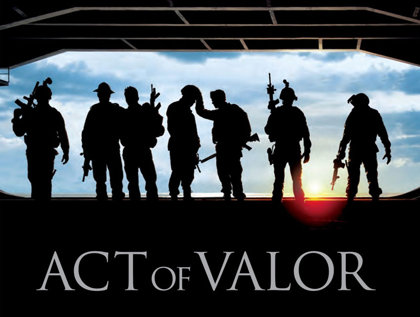 Act of Valor Movie