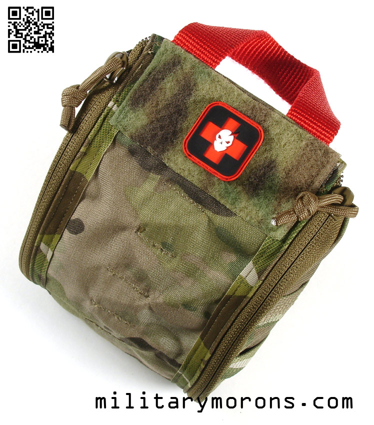 Military Morons Review ETA Trauma Kit Pouch