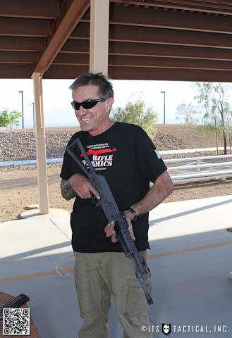 Rifle Dynamics Production Tour