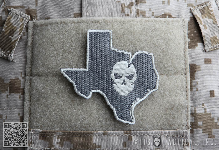 Texas State Morale Patch