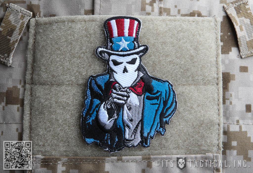 ITS Uncle Sam Morale Patch