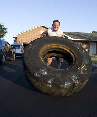 The diy gym pieces of equipment that will get you strong save