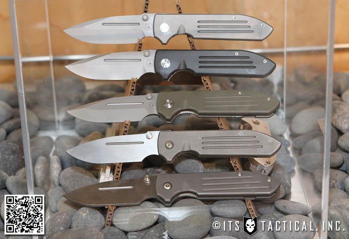 Triple Aught Design Dauntless Knife