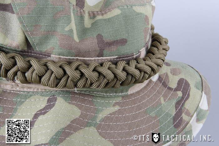 Boonie Hat Paracord Storage Sinnet