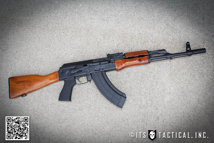 Rifle Dynamics Custom SAR-1 AK Upgrade: Handcrafted Precision from