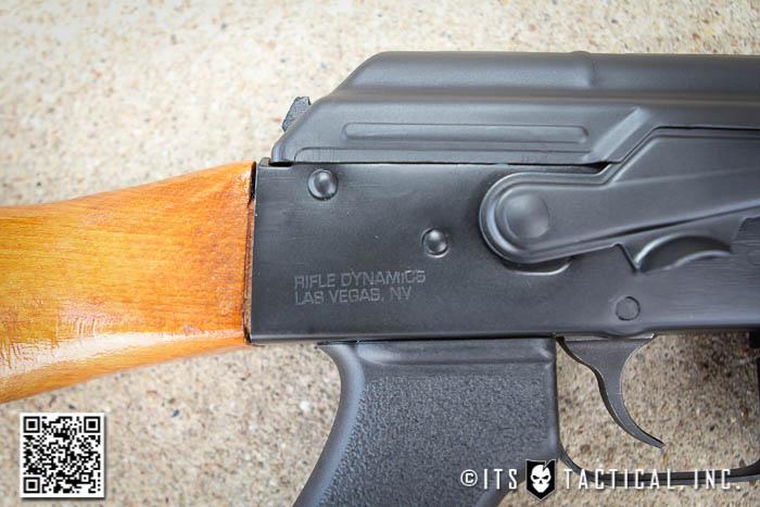 Rifle Dynamics Custom SAR-1 AK Upgrade: Handcrafted