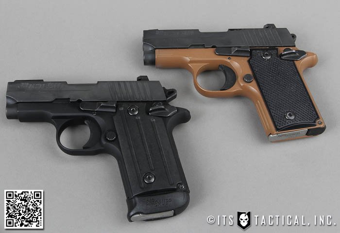 Sig Sauer P238 Review: Choosing a Firearm & Concealed Carry