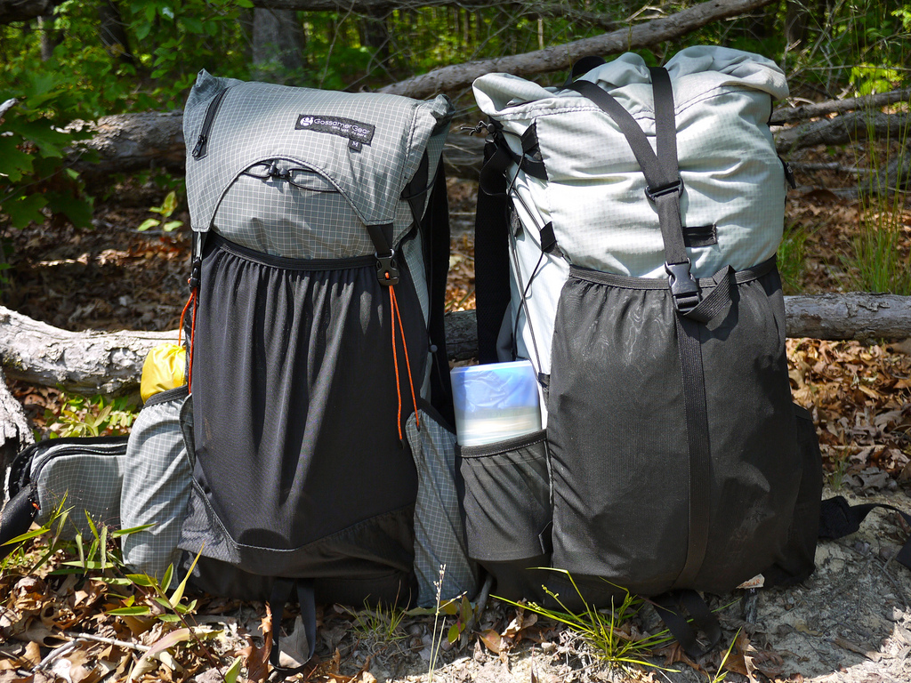 Lightweight Backpacking Step 2