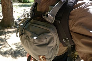 Post image for Hill People Gear Kit Bag: Concealed Carry in the Backcountry