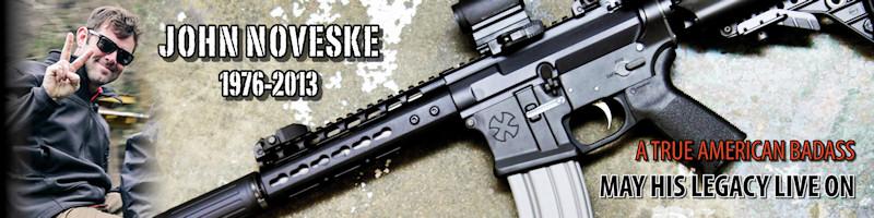 John Noveske Remembered by Noveske Rifleworks