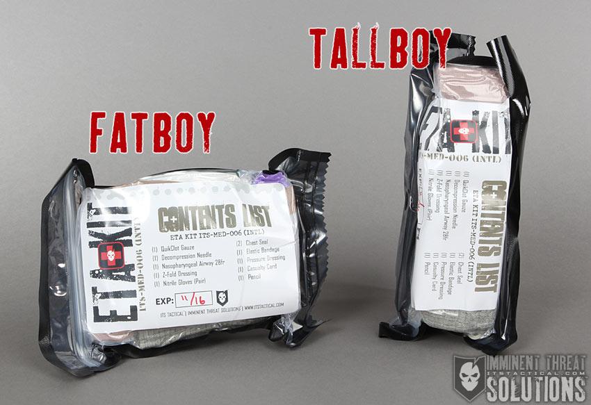 ITS ETA Trauma Kit Tallboy