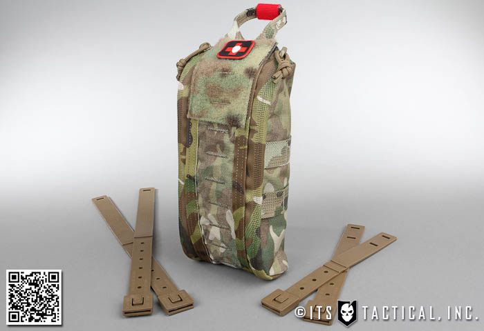 Tallboy Trauma Kit Pouch MultiCam