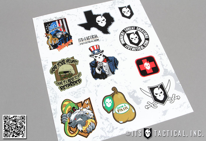 Sticker Sheets 01