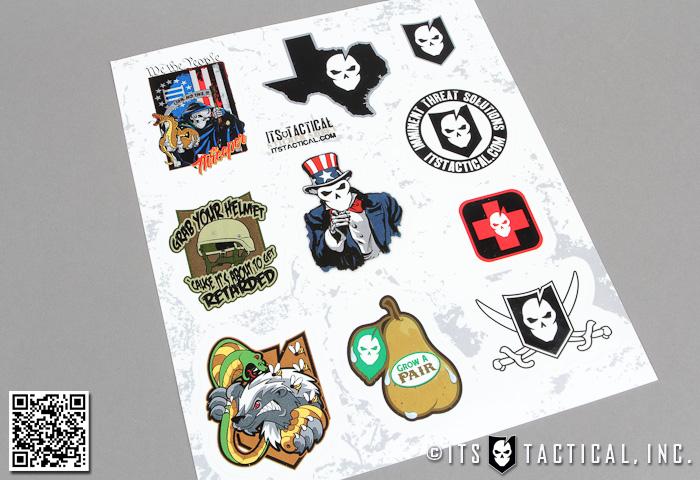Sticker Sheets 01