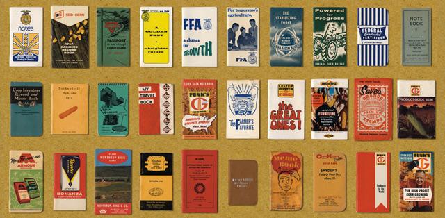 Memo Book Archive