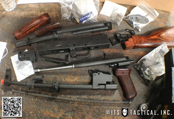 Learn How to Build Your Own AK with the Rifle Dynamics AK