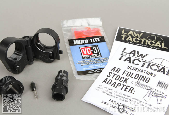 Law Tactical Folding Stock Adapter 01