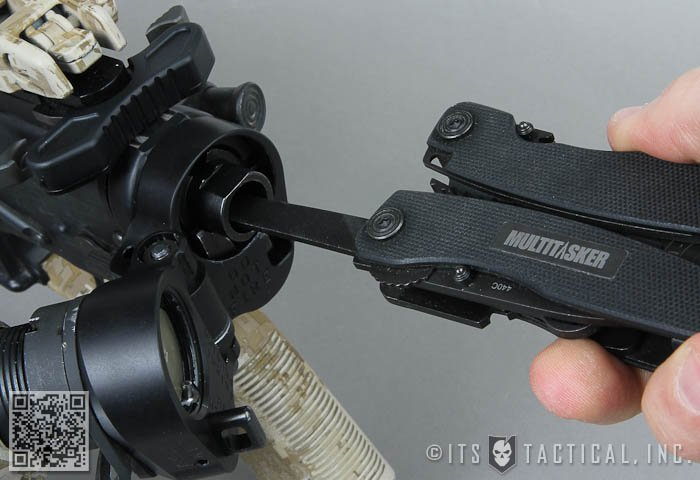 Law Tactical Folding Stock Adapter 10