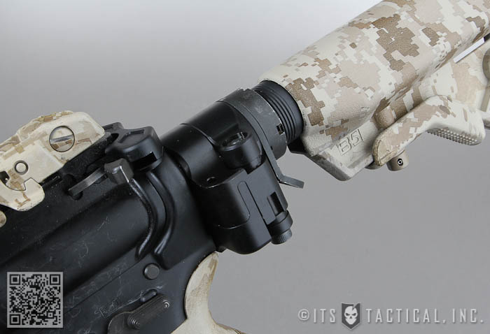 Law Tactical Folding Stock Adapter 11