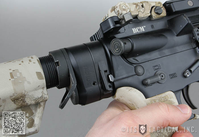 Law Tactical Gen 2 Folding Ar 15 Stock Adapter Install