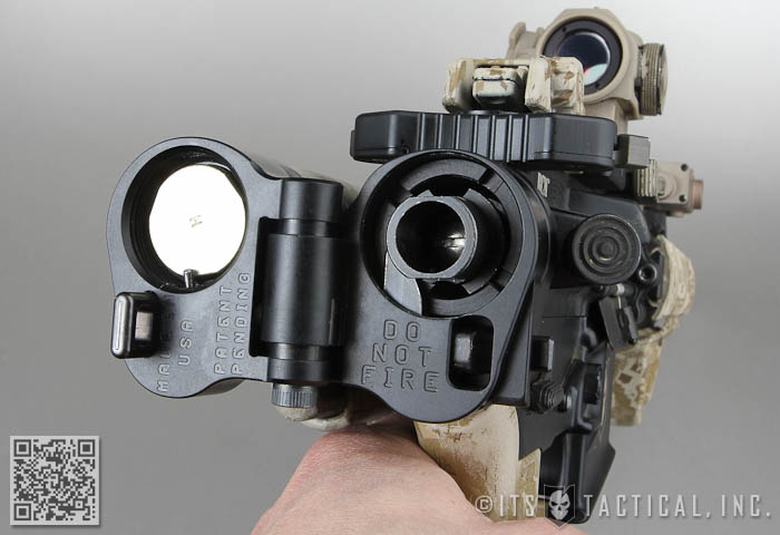 Law Tactical Gen 2 Folding AR-15 Stock Adapter: Install and Test