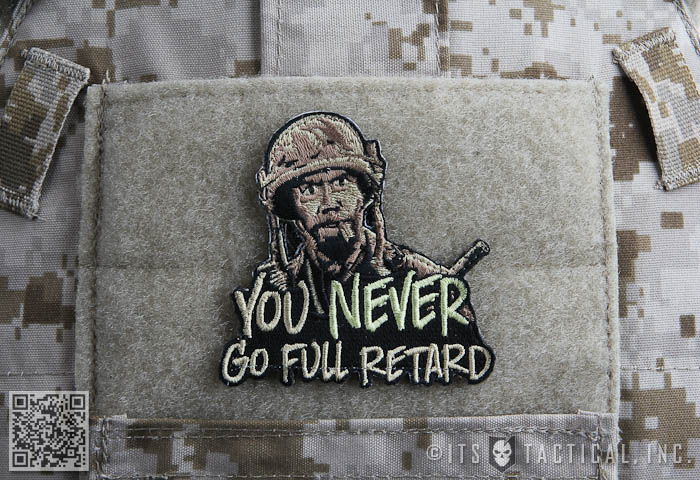 You Never Go Full Retard Patch