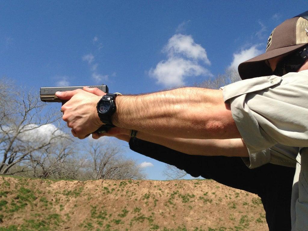 Trident Concepts Combative Pistol