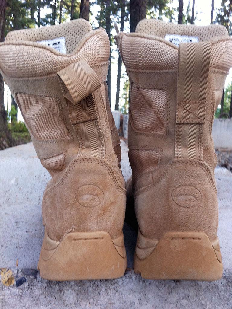 Sandstorm Boots