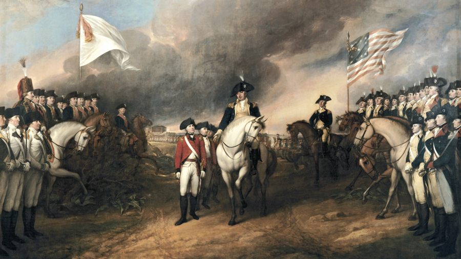 Cornwallis Surrender