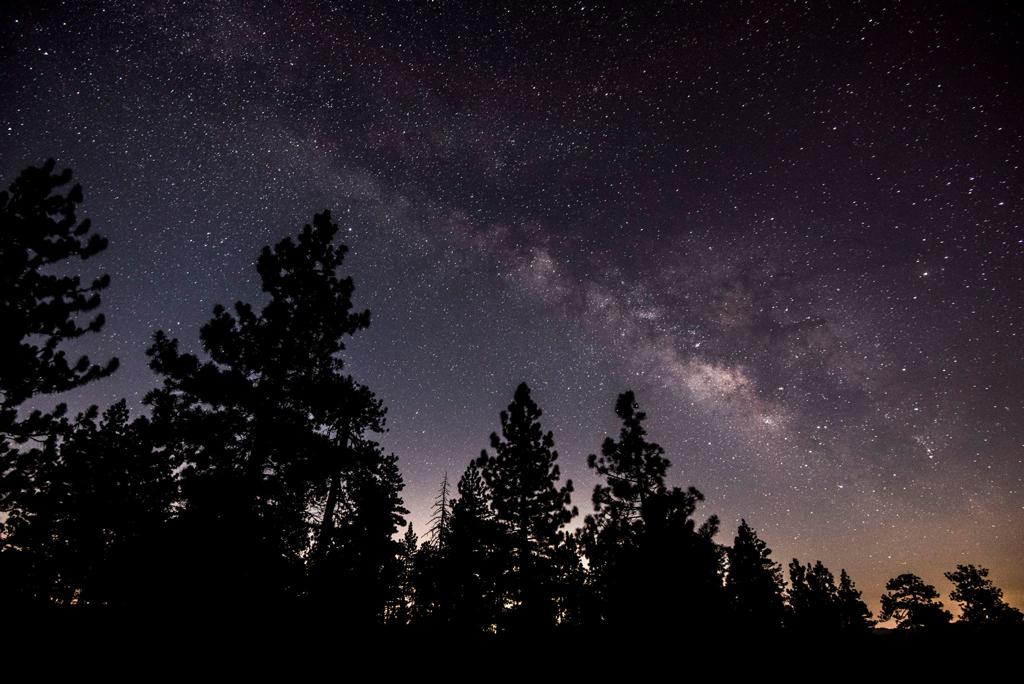 Night Sky by Jeff M