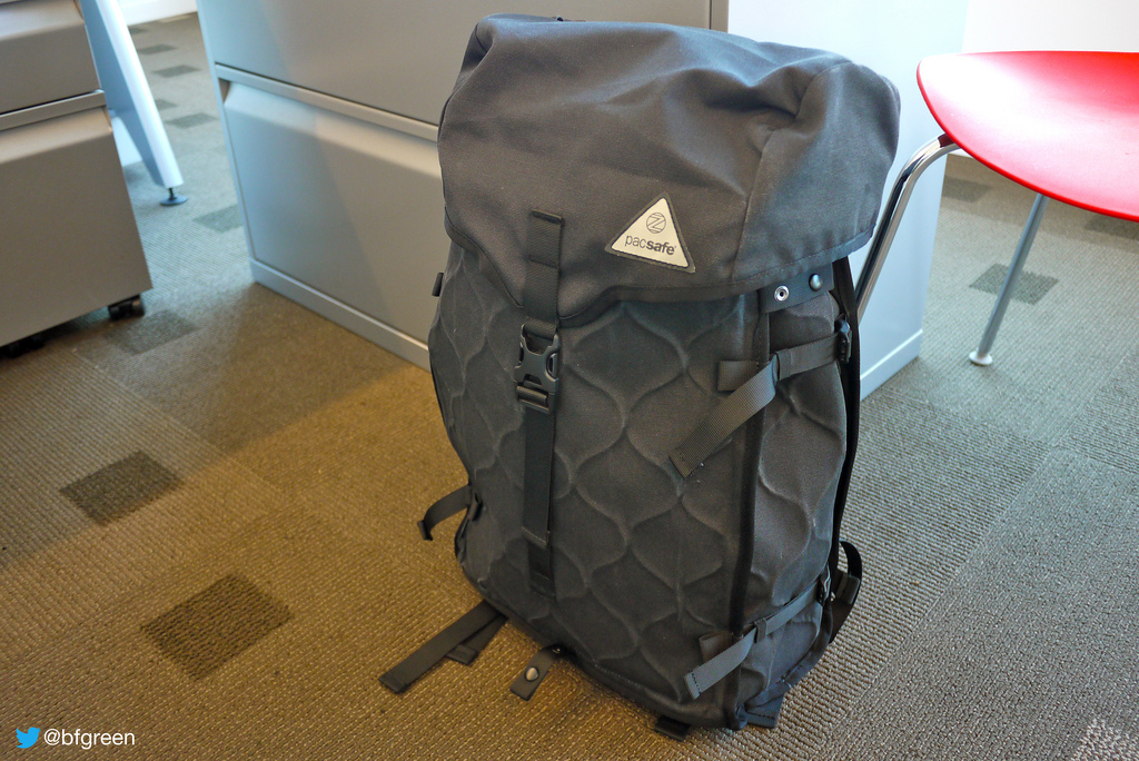 Pacsafe Z28 Security Backpack