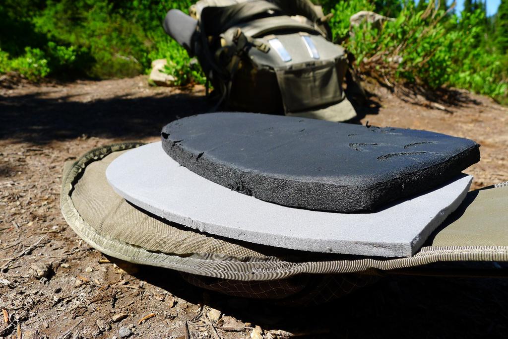 Hill People Gear Prairie Belt: Foam Thickness