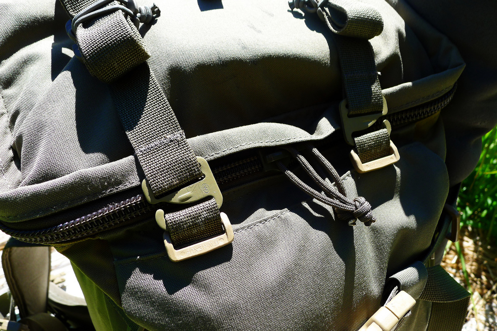Hill People Gear Ute: Top Straps