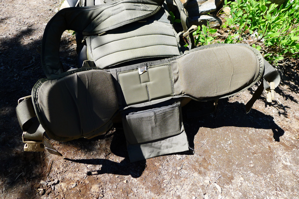 Hill People Gear Ute: Detached Lumbar Pad