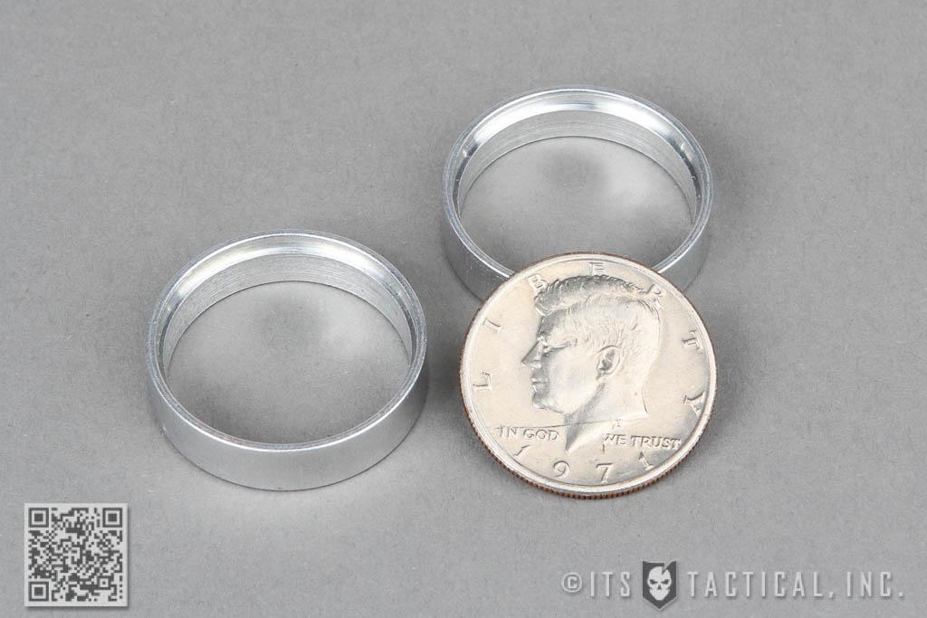 Hollow Spy Coin (Half Dollar) 01