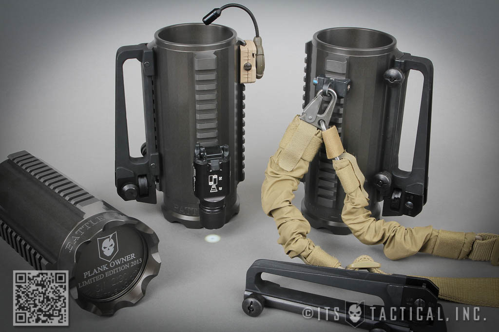 Fully Loaded Battle Mugs