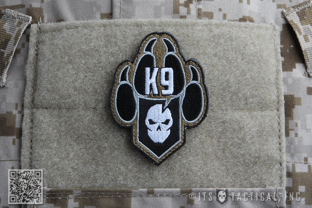 ITS K9 Morale Patch