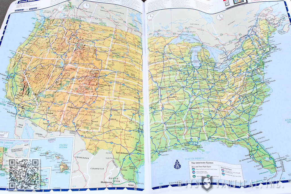 the lost art of reading a road atlas and hitting the open road its