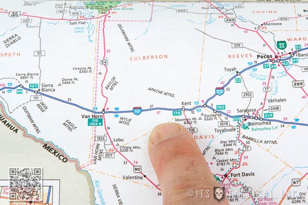 The Lost Art of Reading a Road Atlas and Hitting the Open Road - ITS ...