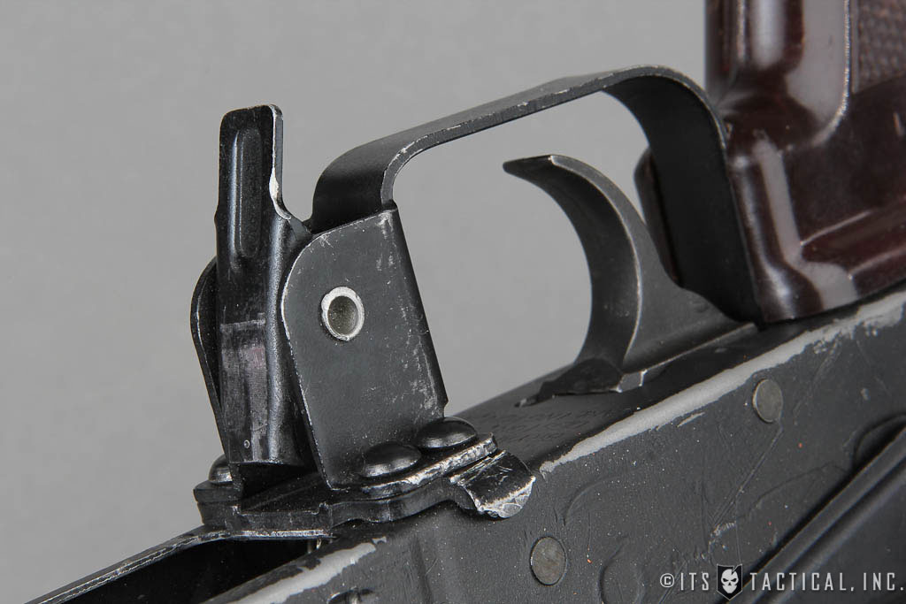AK Krink Build Part 3: Trigger Guard Riveting and Front