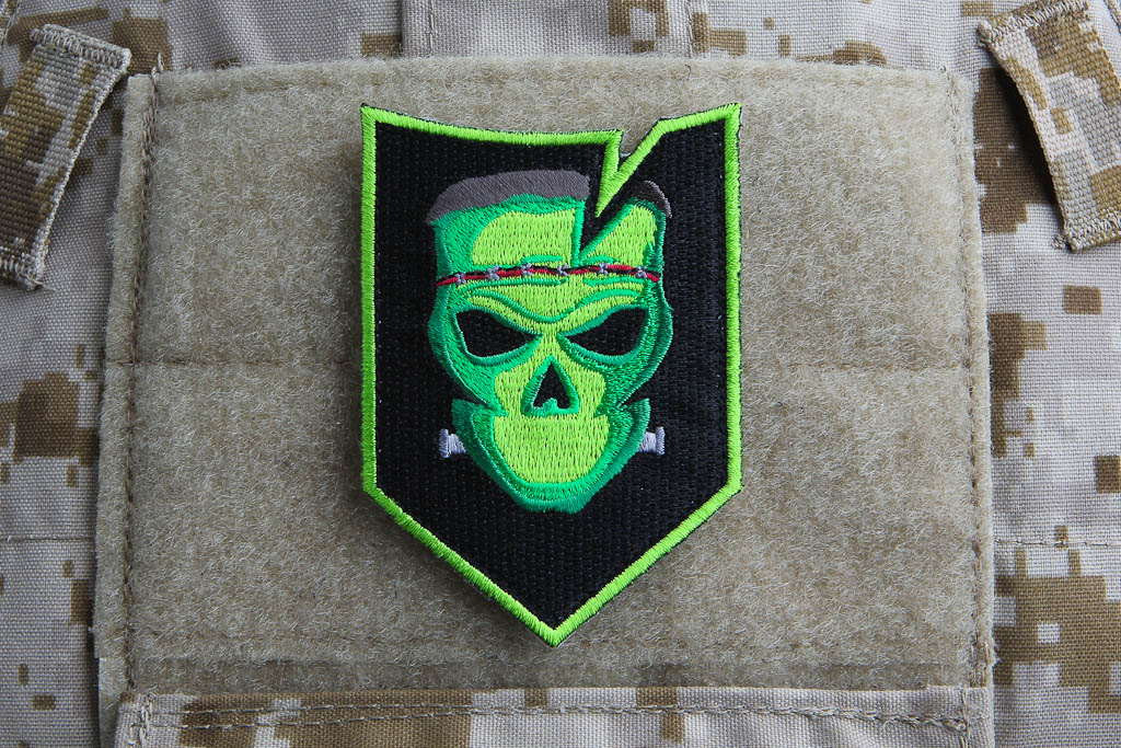 Frankenstein Morale Patch