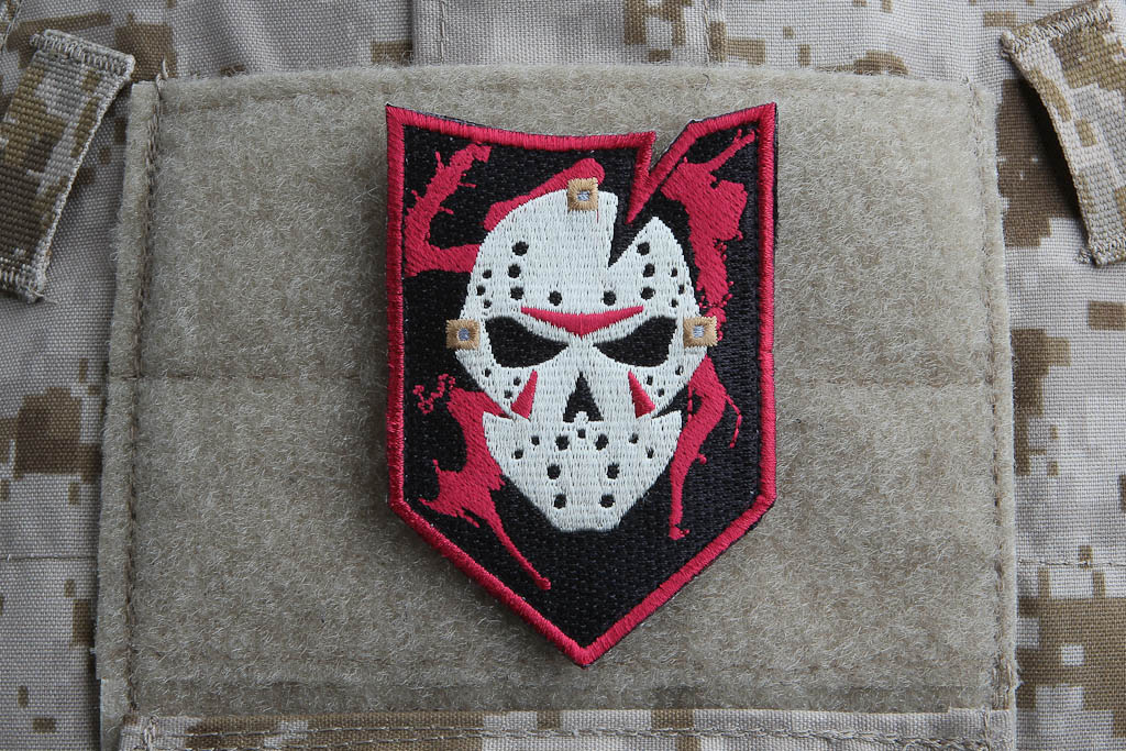 ITS Friday The 13th Morale Patch