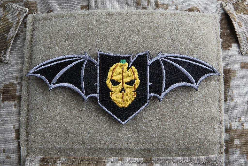 ITS Halloween Bat Morale Patch