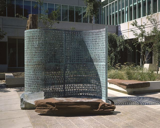Kryptos_sculptor_00