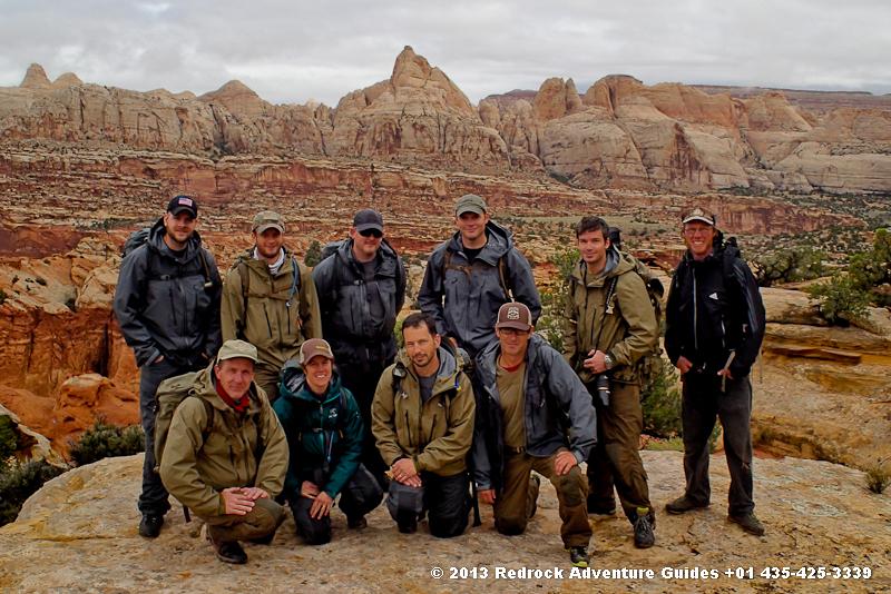 Steve Howe/Redrock Adventure Guides