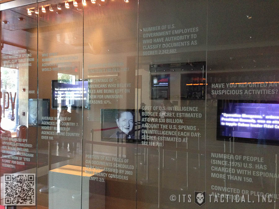 Spy Museum Photo Tour 003