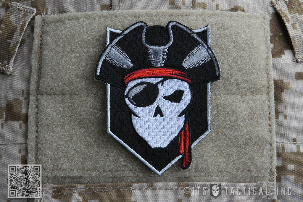 Talk Like a Pirate Morale Patch