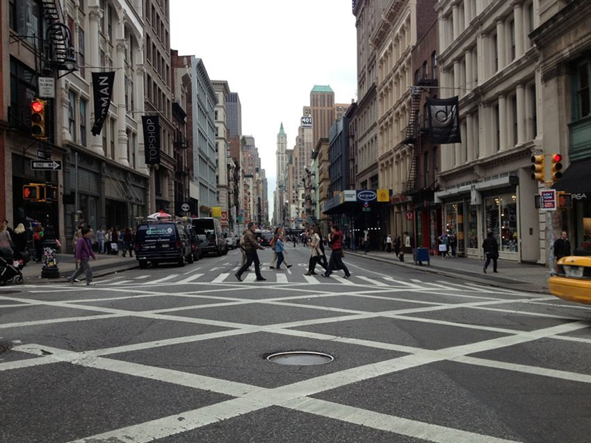 NYC City Streets