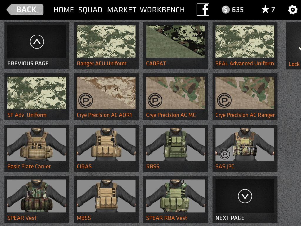 Breach & Clear Gear 02