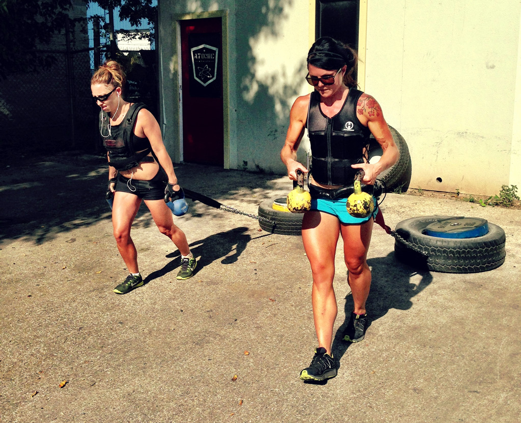 Unconventional Training Tools: DIY Tire and Drag Harnesses ...